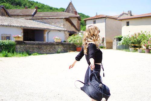 Roxanne Assoulin on Holiday X Cluny, France — Kimberly Rabbit