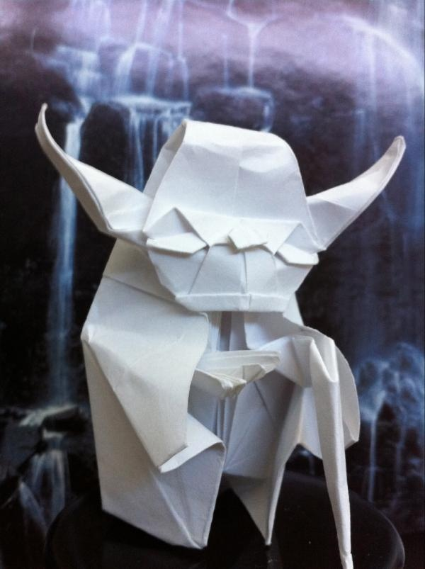 17 best ideas about origami yoda on pinterest origami
