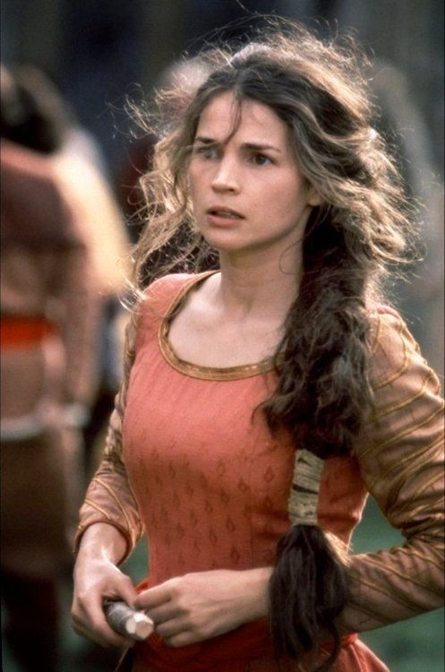 Julia Ormond as Guinevre in First Knight