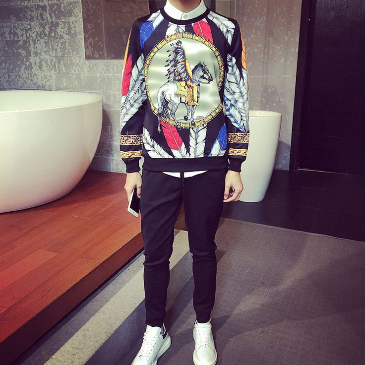 Buy Drop shipping Mens Pullovers 3D