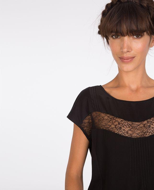Flowing top | T-shirts | Comptoir des Cotonniers