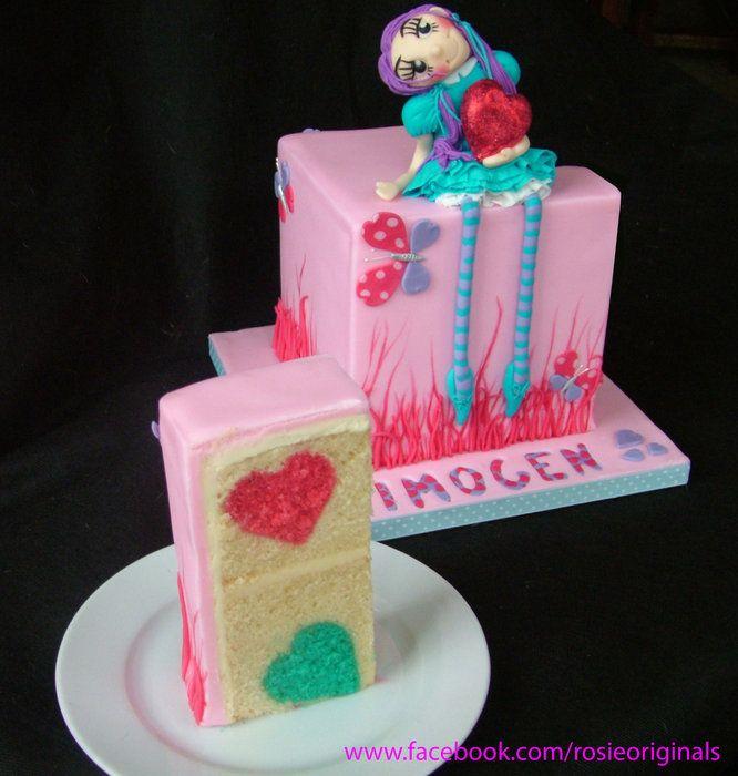 Rosie Cake Diva Madeira Cake Recipe