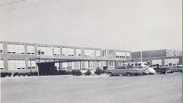 James Madison High School - 1961