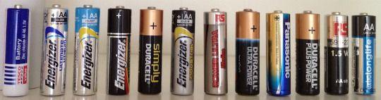 Comparativo de Pilhas: Energixer, Duracell e Panasonic