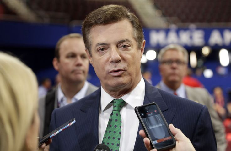 According to The New York Times, handwritten papers recovered from the office of Ukraine's former ruling party list $12.7 million in cash payments to Paul Manafort, Donald Trump's current campaign manager, between 2007 and 2012. The Times previously reported on consulting services Manafort provided for the pro-Russian party of deposed Ukrainian President Viktor Yanukovych, but his earnings from the work are not known.