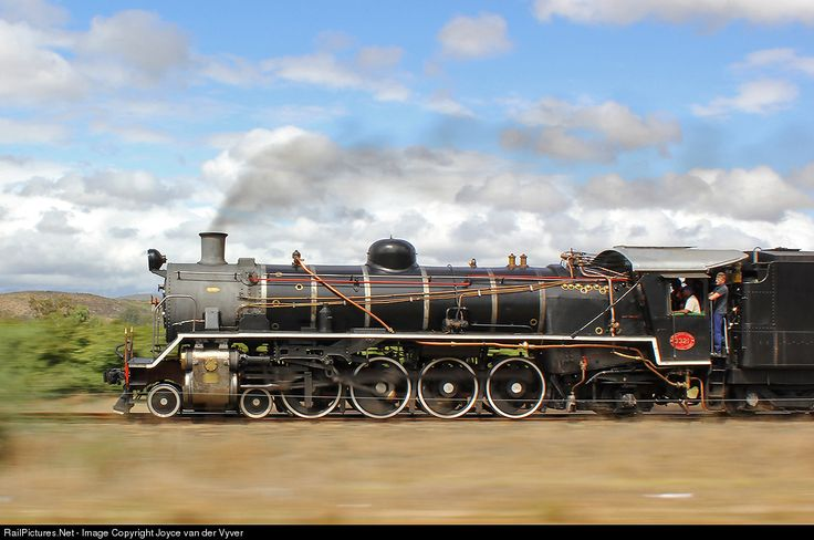 RailPictures.Net Photo: 3321 Ceres Railway Company Steam 4-8-2 at Western Cape…