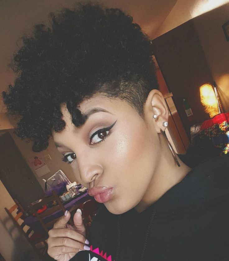 Tremendous 1000 Ideas About Tapered Natural Hairstyles On Pinterest Short Hairstyles For Black Women Fulllsitofus