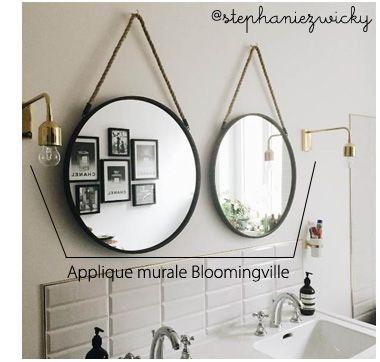Applique murale Bloomingville