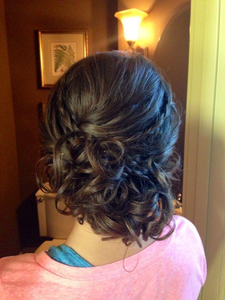 Homecoming hair #hair #love #style #beautiful #Makeup