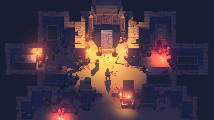 The Pathway: Pixel Art Tactical RPG from 1930s
