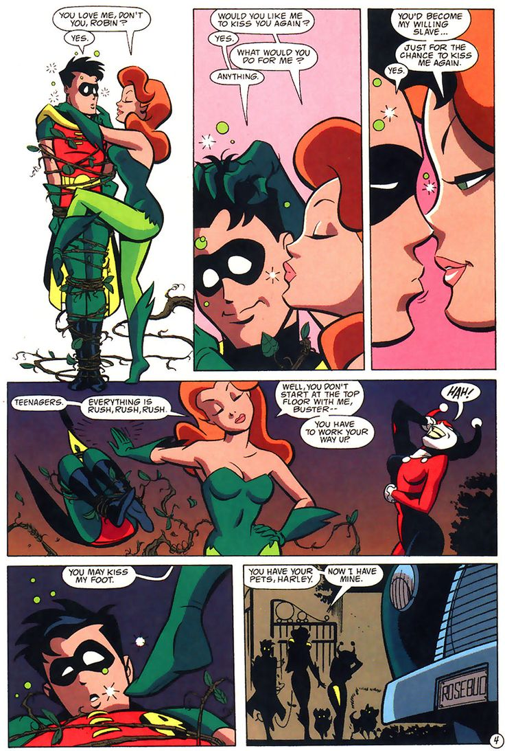 Quality Poison Ivy