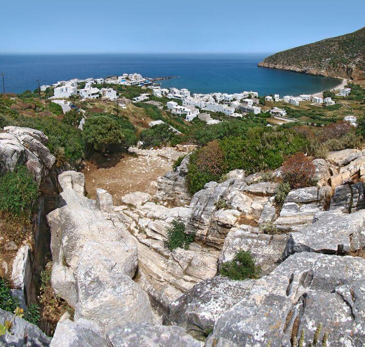 Naxos: Apollonas