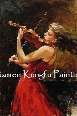 Aliexpress.com : Buy 100% hand painted discount music decoration wall art canvas home decor high quality unique gift from Reliable gift decor suppliers on Xiamen Kungfu Painting Co.,Ltd $46.00 - 67.00