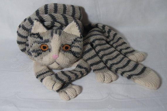 17 meilleures id es propos de chats tabby gris sur pinterest gingembre chaton chatons et. Black Bedroom Furniture Sets. Home Design Ideas