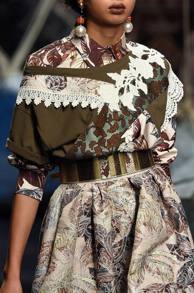 Antonio Marras at Milan Fashion Week Spring 2016 - Details Runway Photos