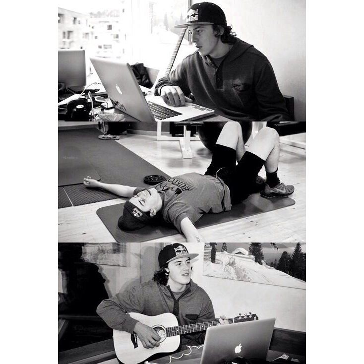 A day in the life of mark mcmorris