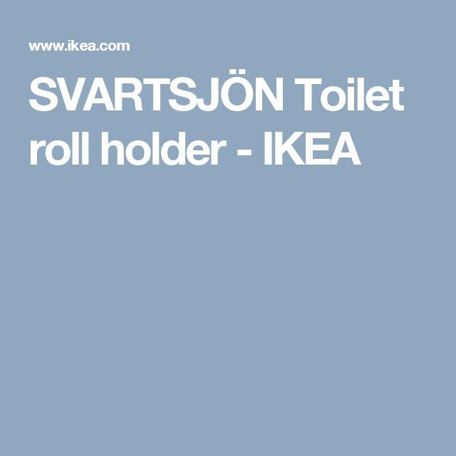 SVARTSJÖN Toilet roll holder - IKEA