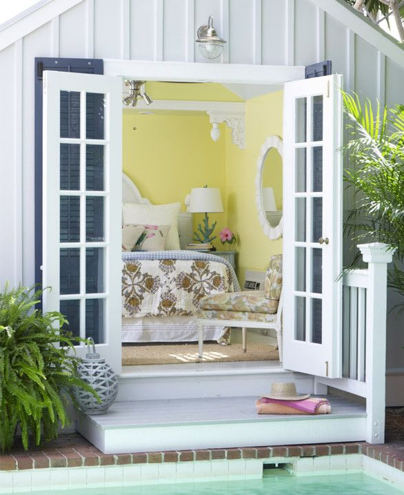 chic coastal living cozy key west home - Key West Style Home Decor