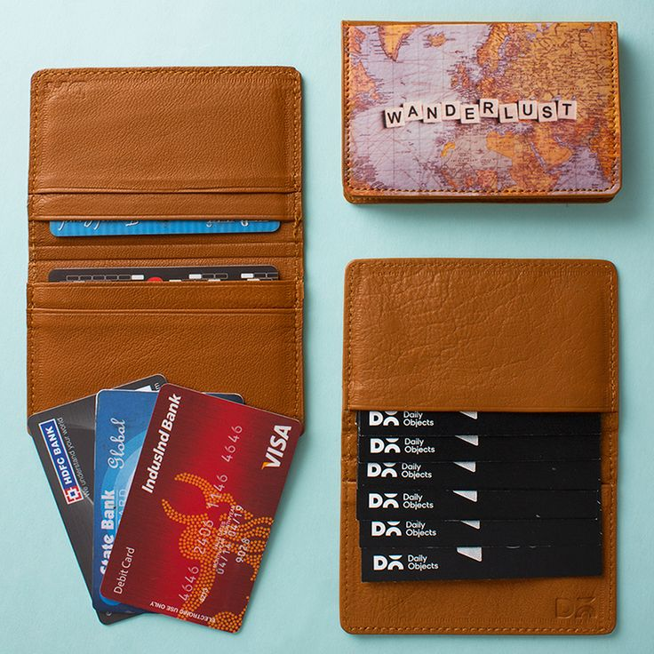 40 best Designer Card Wallet images on Pinterest | Card wallet, Card ...
