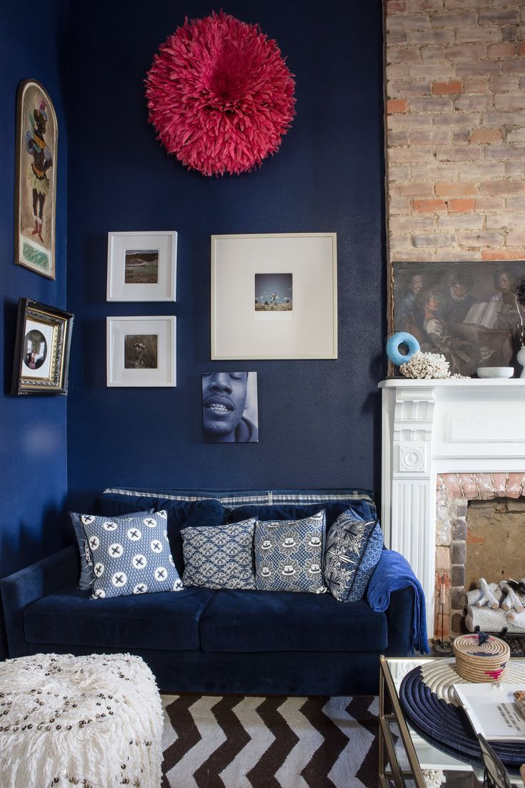 Shopping Your Home Is The Free Decorating Tip Designers Swear By Here S How To Do It Successfully In 2020 Living Room Decor Rules Living Room Sofa Dark Living Rooms