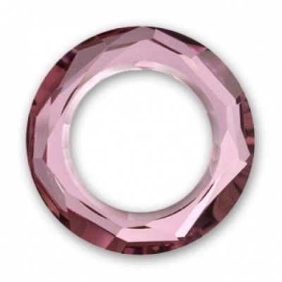 4139 Cosmic Ring 14mm Antique Pink  Dimensions: 14,0 mm Colour: Antique Pink 1 package = 1 piece
