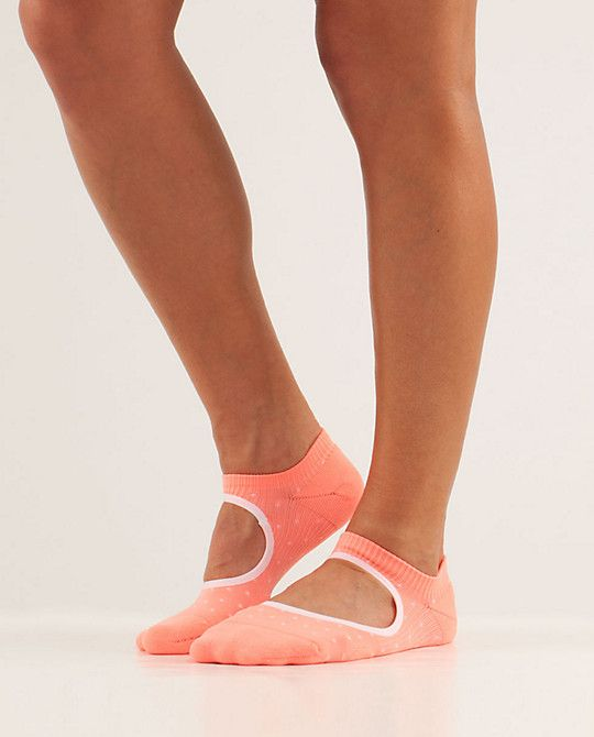 Mary Method Sock/for barre classes