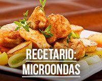 Recetas para microondas -Recetario Gratis PDF