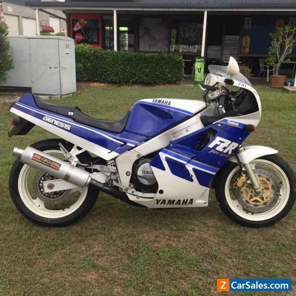 Yamaha Fzr 750 1987 Yamaha Forsale Australia Yamaha Motorcycles Yamaha Yamaha Yz 125