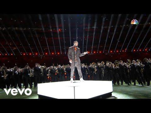 Justin Timberlake's FULL Pepsi Super Bowl LII Halftime Show! | NFL Highlights - YouTube