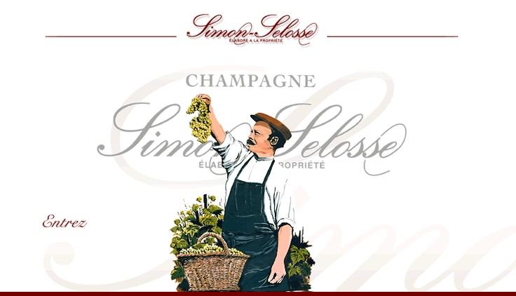 Champagne Simon-Selosse Avize Grand Cru Blanc de Blancs