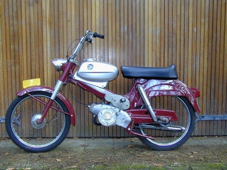Puch VZ 50, 1960