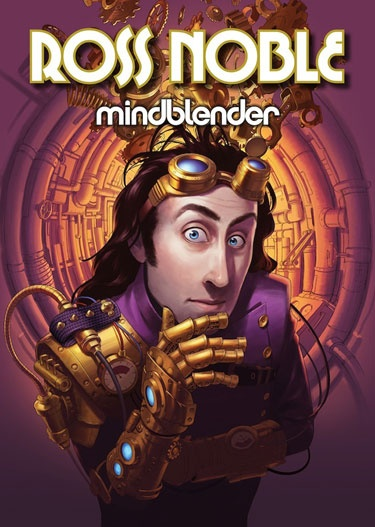 Ross Noble - Mindblender. I'm going to this!