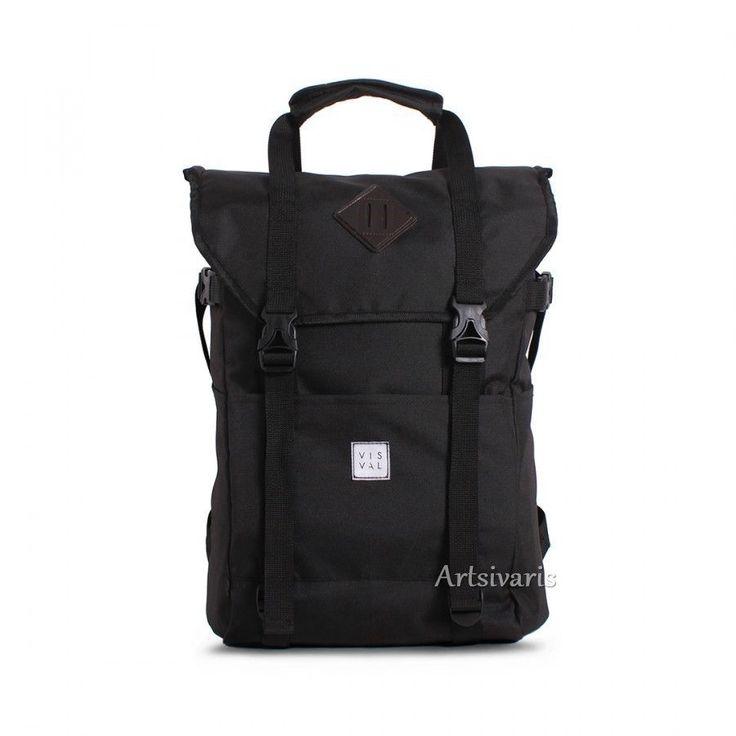 "Stylish Poly 15"" Laptop Waterproof Backpack Awesome Travel Sport Vintage Bag | eBay"