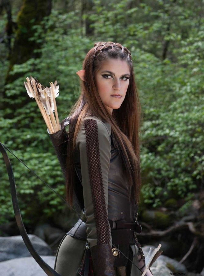 Tauriel inspired Elf Cosplay | Chelonis Photography ...