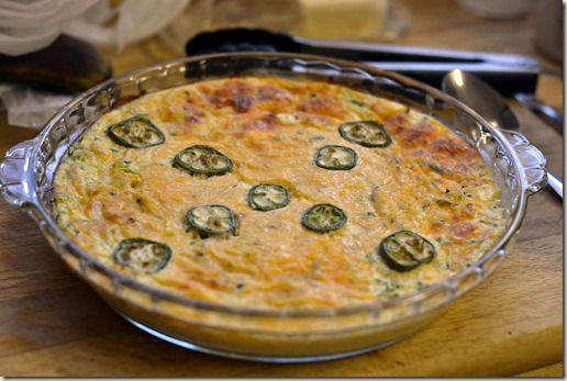 Biz's Jalapeno Popper Quiche | Eat: Baking - Tartes, Quiches and ...