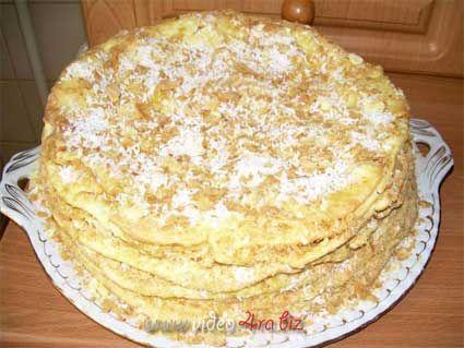 Скачать бесплатно рецепты бисквитных тортов