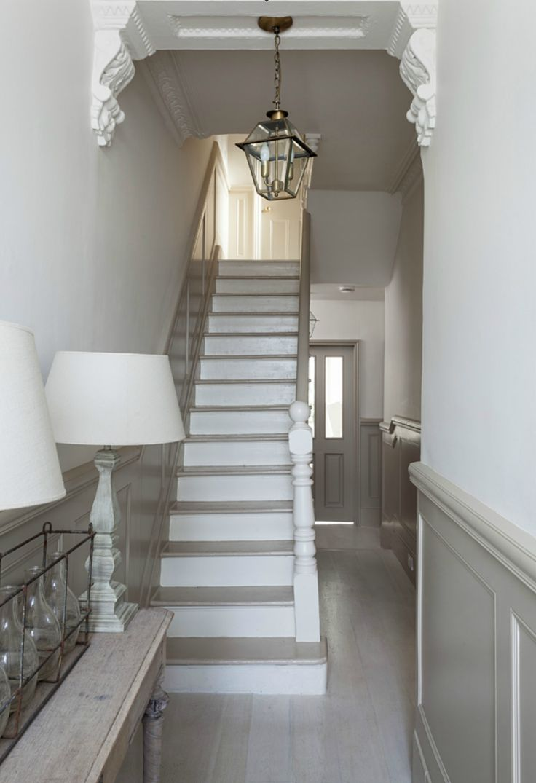 Astounding 1000 Ideas About Dado Rail On Pinterest Victorian Hallway Largest Home Design Picture Inspirations Pitcheantrous