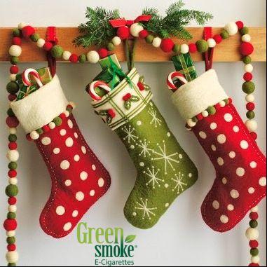 Ήδη κρεμάσατε τις Χριστούγεννιάτικες κάλτσες σας;