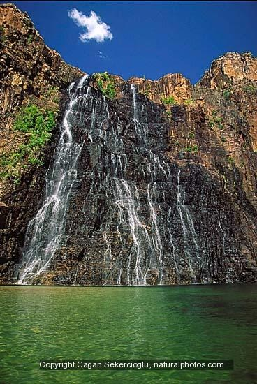 UNESCO World Heritage Site, Kakadu National Park in Northern Territory, Australia has been inhabited for 40,000 years.