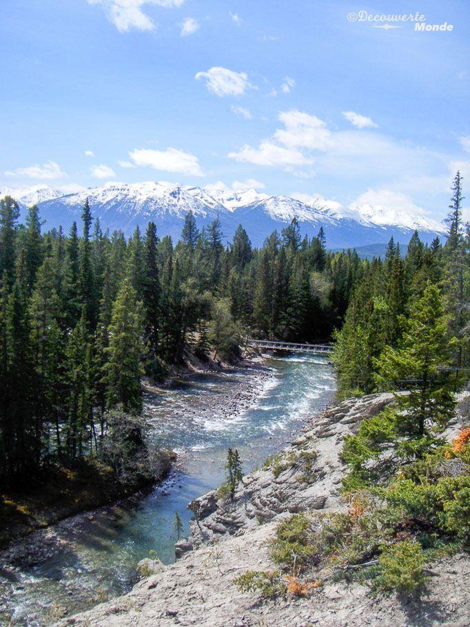 L'Ouest canadien - Mon itinéraire et voyage à travers le Canada