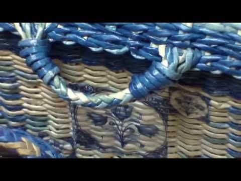 плетение ручек МК
