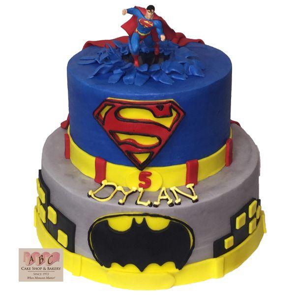 Sam S Half Sheet Cake Superman Happy Birthday