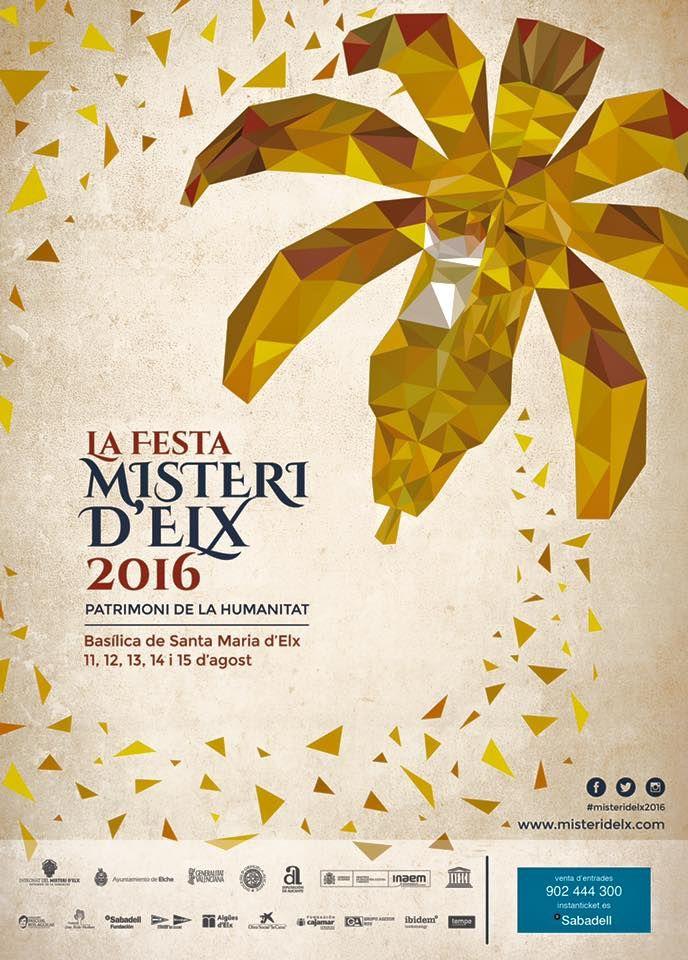Campaña publicitaria #MisteridElx2016 creada por @render