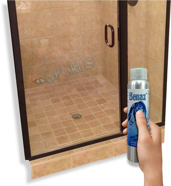 Pfokus Manufactures The Best Cleaner For Glass Shower Doors