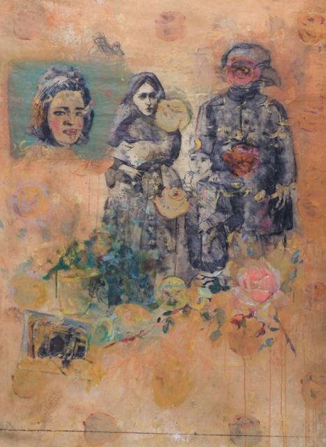 family. Shahram Karimi