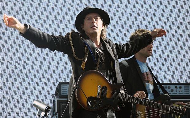 The Libertines at Glastonbury 2015, review: 'the shambolic charm remains' - Telegraph