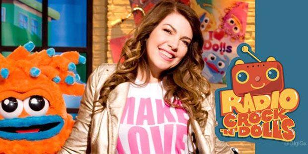 Cristina D'Avena torna in tv con Radio Crock'n'Dolls, il nuovo programma di Super!   BimboChic