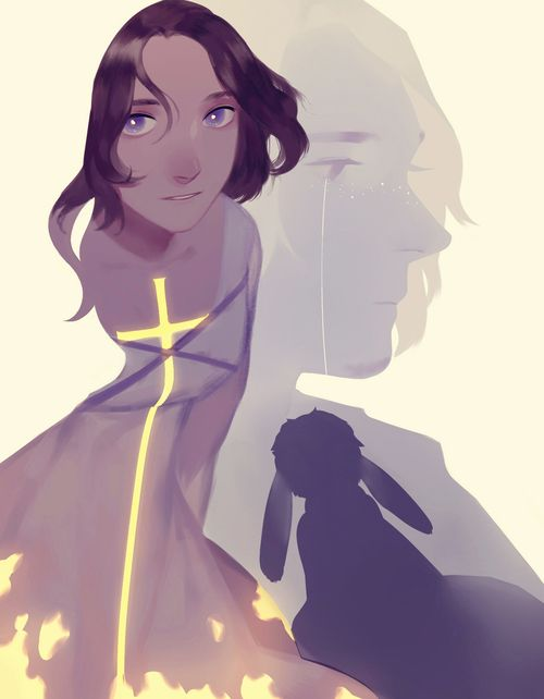 Hetalia Allies with their pasts: Francis - Art by Merasgar