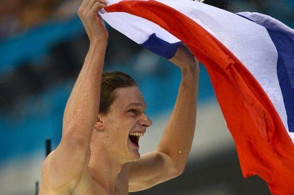 JO/France: bon millésime, natation et judo comme grands crus