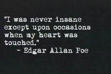 Truer words have rarely been spoken